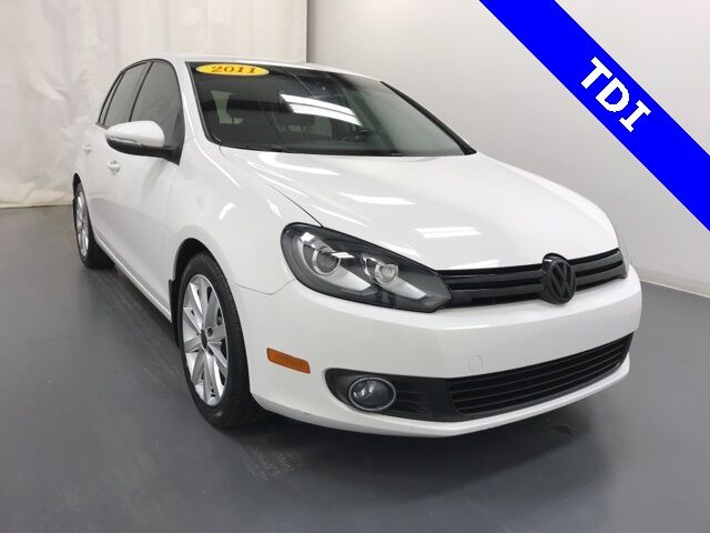 2011 Volkswagen Golf TDI w/ Sunroof/ NAV & Premium Sound Holland MI