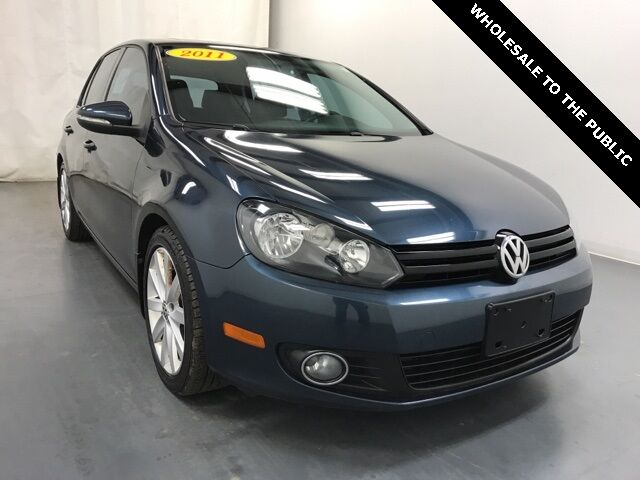 2011 Volkswagen Golf TDI w/ Sunroof & Premium Sound Holland MI