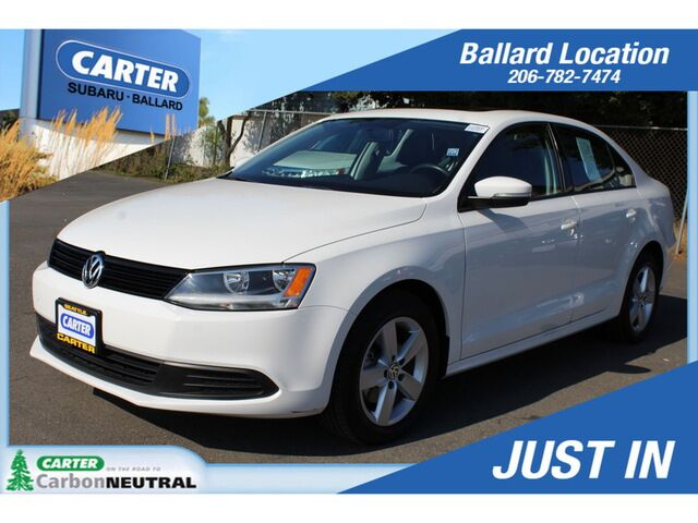 2011 Volkswagen Jetta DSG TDI Sedan Seattle WA
