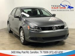 2011_Volkswagen_Jetta_SE AUTOMATIC SUNROOF LEATHER HEATED SEATS BLUETOOTH_ Carrollton TX