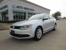 2011_Volkswagen_Jetta_SE PZEV Sun/Moonroof Leather CD Player Child Safety Locks Cruise Control Daytime Running Lights_ Plano TX