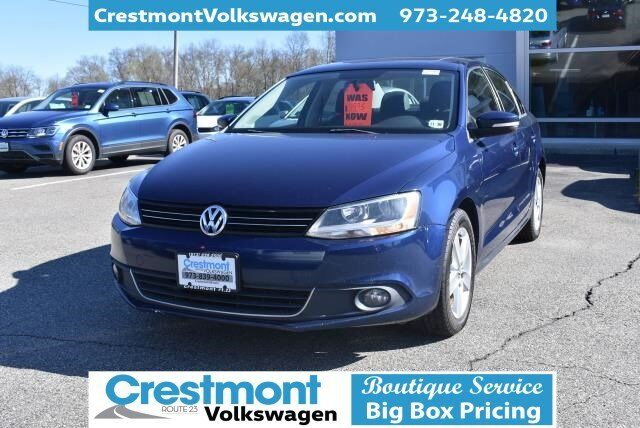 2011 Volkswagen Jetta Sedan  Pompton Plains NJ