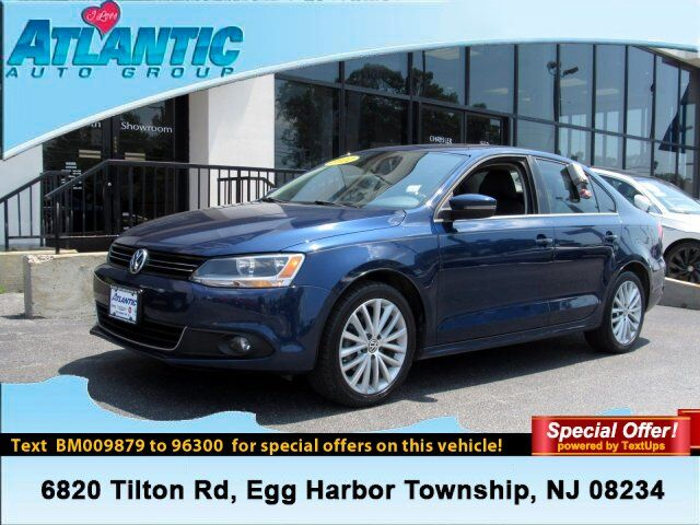 2011 Volkswagen Jetta Sedan SEL Egg Harbor Township NJ