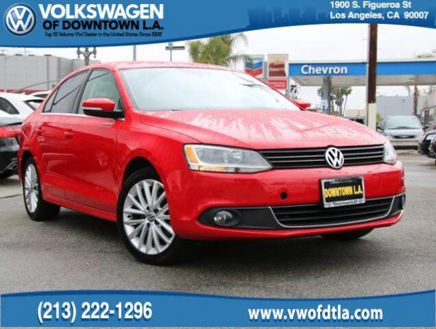 2011 Volkswagen Jetta Sedan SEL Los Angeles CA