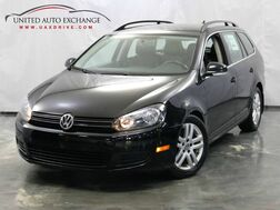 2011_Volkswagen_Jetta SportWagen_TDI / 2.0L Diesel Engine / FWD / Manual Transmission / Bluetooth_ Addison IL