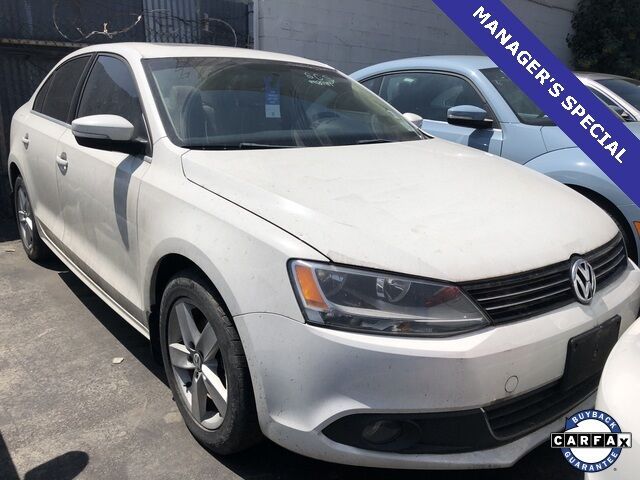2011 Volkswagen Jetta TDI 2.0 City of Industry CA