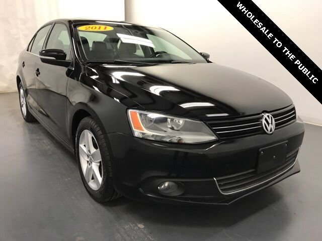 2011 Volkswagen Jetta TDI w/ Navigation & Moonroof Holland MI