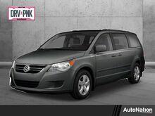 2011_Volkswagen_Routan_SE_ Roseville CA