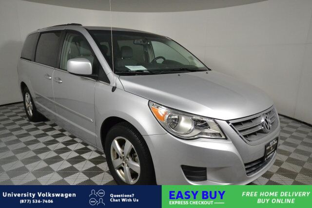 2011 Volkswagen Routan SE Seattle WA
