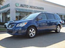 2011_Volkswagen_Routan_SEL w/RSE & Nav*3RD ROW SEAT,BACKUP CAMERA,NAVIGATION SYSTEM,SUNROOF,ENTERTAINMENT SYSTEM,BRAKE ASSI_ Plano TX