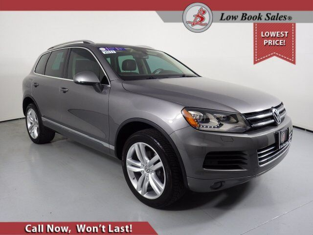 2011 Volkswagen TOUAREG Exec Salt Lake City UT