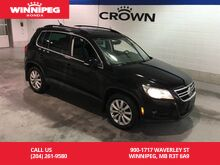 2011_Volkswagen_Tiguan_Highline 4Motion/Leather/Panoramic roof/Well maintained_ Winnipeg MB