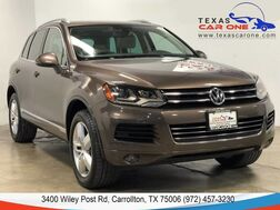 2011_Volkswagen_Touareg_LUX 4MOTION TDI NAVIGATION PANORAMA LEATHER HEATED SEATS REAR CA_ Carrollton TX