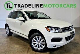 2011_Volkswagen_Touareg_Lux SUNROOF, LEATHER , REAR VIEW CAMERA AND MUCH MORE!!!_ CARROLLTON TX