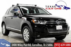 2011_Volkswagen_Touareg_SPORT 4MOTION TDI NAVIGATION LEATHER HEATED SEATS REAR CAMERA BLUETOOTH_ Carrollton TX
