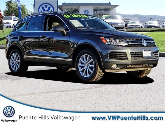 2011 Volkswagen Touareg VR6 FSI City of Industry CA