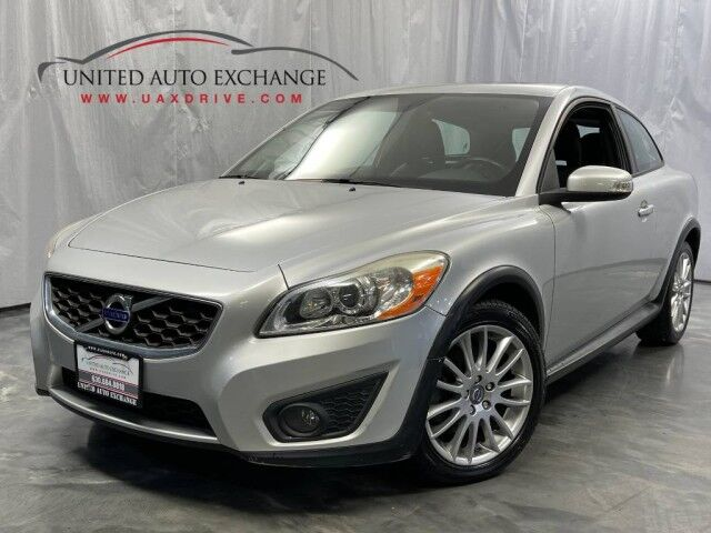 2011 Volvo C30 2dr Coupe Auto With Moonroof / 2.5L Turbo Engine / FWD Addison IL