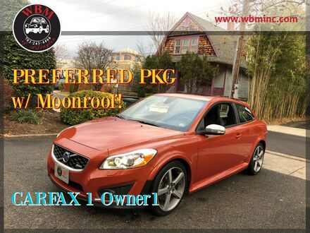 2011_Volvo_C30_T5 R-Design w/ Moonroof!_ Arlington VA