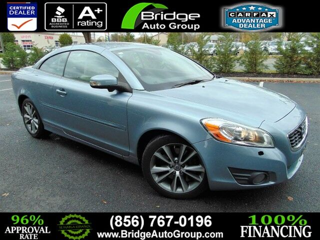 2011 Volvo C70 T5 Convertible Berlin NJ