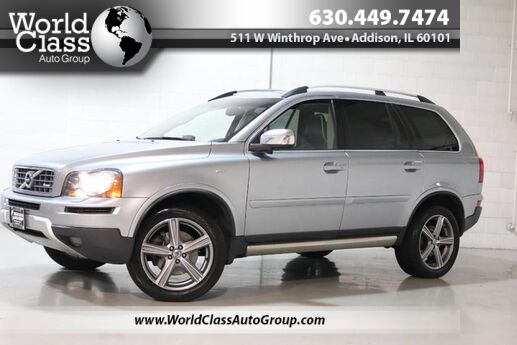 2011 Volvo XC90 I6 R-Design - AWD BACKUP CAMERA SUN ROOF POWER HEATED LEATHER SEATS THIRD ROW BLUETOOTH CONNECTIVITY DUAL ZONE CLIMATE CONTROL Chicago IL