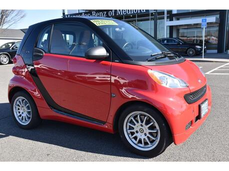2011_smart_fortwo_Passion_ Medford OR