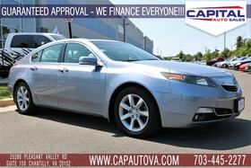 2012_ACURA_TL_PREMIUM_ Chantilly VA
