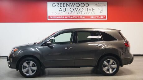 2012 Acura MDX  Greenwood Village CO