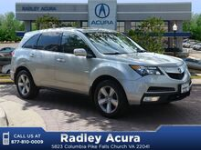 2012_Acura_MDX_3.7L SH-AWD_ Falls Church VA