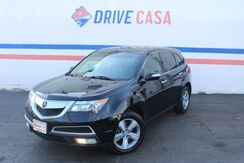 2012_Acura_MDX_6-Spd AT_ Dallas TX