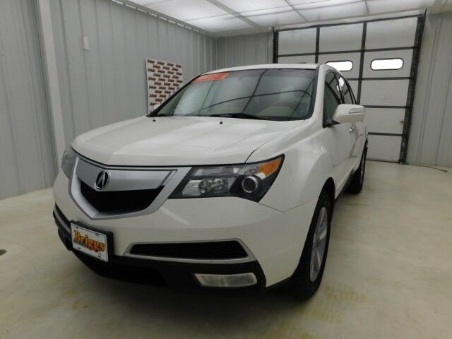 2012 Acura MDX AWD 4dr Tech/Entertainment Pkg Manhattan KS
