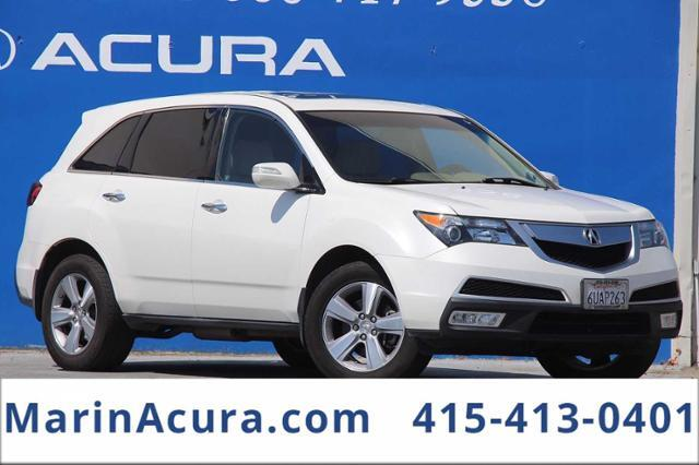 2012_Acura_MDX_AWD 4dr Tech Pkg_ Bay Area CA