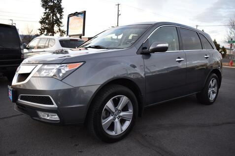 2012_Acura_MDX_AWD_ Bend OR