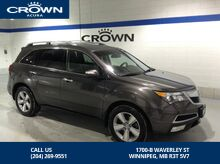 2012_Acura_MDX_AWD TECH PKG - *Local/One owner*_ Winnipeg MB