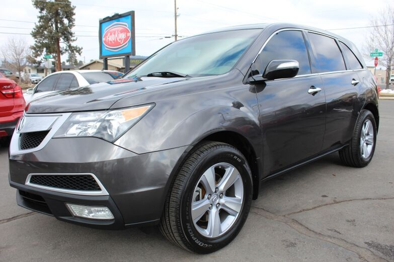2012 Acura MDX AWD Tech Pkg Bend OR