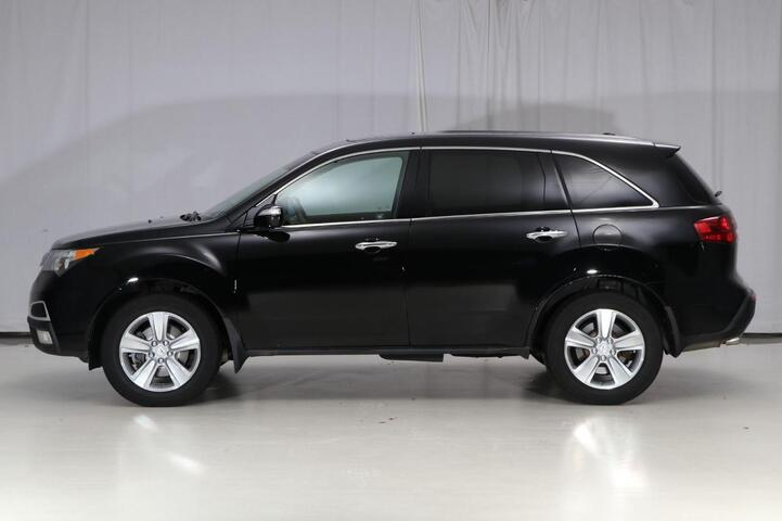 2012 Acura MDX AWD Tech Pkg West Chester PA