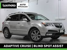 2012_Acura_MDX_Advance Pkg AWD 3rd Row Nav Adaptive Cruise_ Portland OR