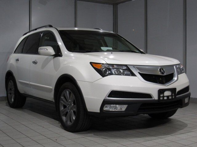 2012 Acura MDX Advance Pkg Newark DE