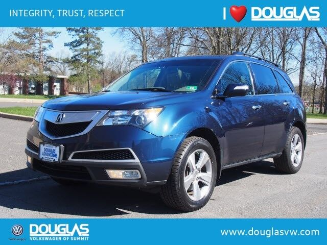 2012 Acura MDX SH-AWD w/Tech Summit NJ