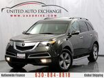 2012 Acura MDX Tech/Entertainment Pkg AWD