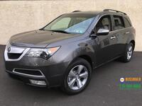 2012 Acura MDX Tech Pkg - All Wheel Drive