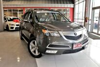 Acura MDX Tech Pkg AWD - CARFAX Certified 1 Owner - No Accidents - Fully Serviced - QUALITY CERTIFIED up to 10 YEARS 100,000 MILE WARRANTY 2012