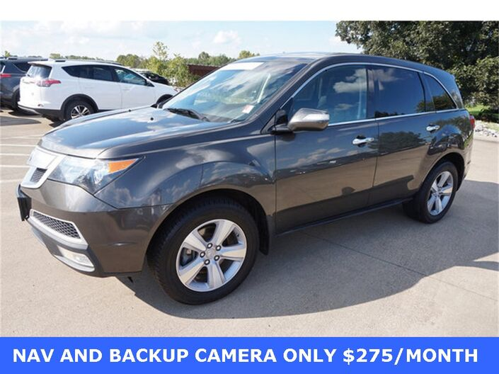2012 Acura MDX Technology Columbia TN