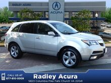 2012_Acura_MDX_Technology_ Falls Church VA