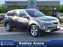 2012_Acura_MDX_Technology Package_ Falls Church VA