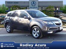 Acura MDX Technology Package 2012