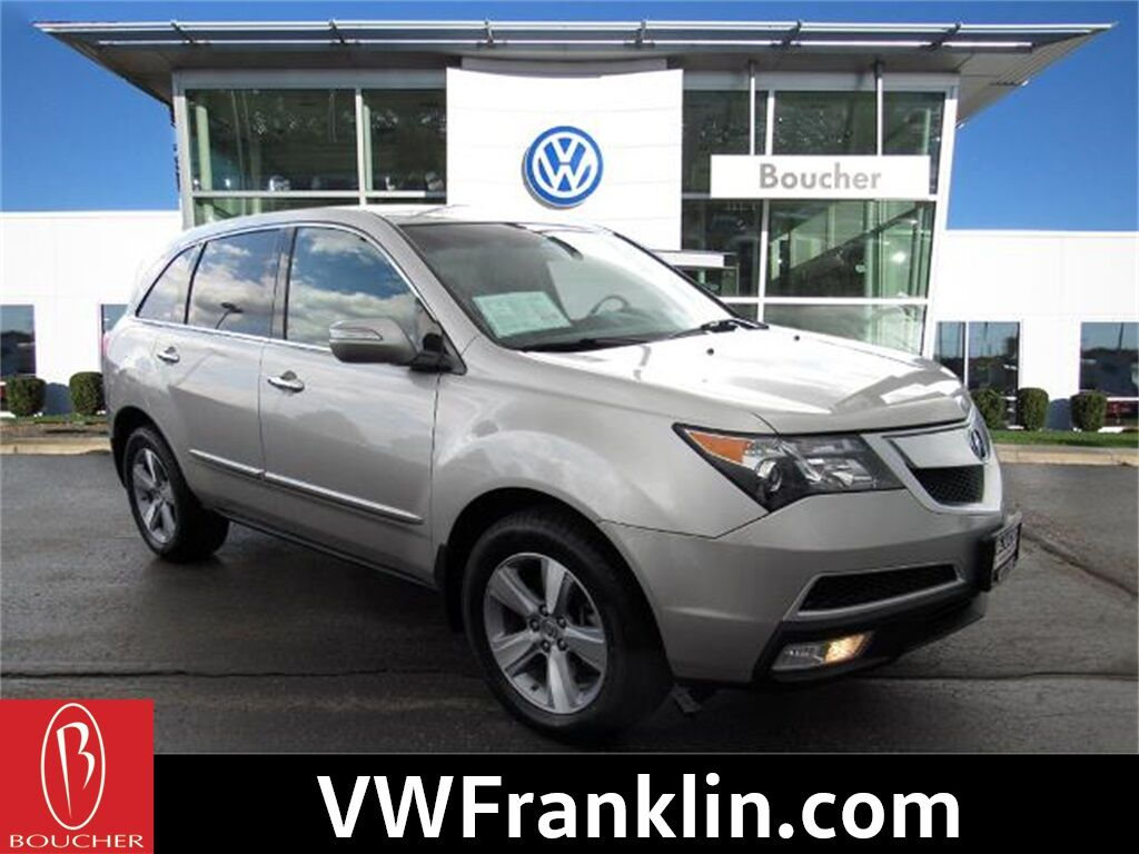 2012 Acura MDX Technology SH-AWD Franklin WI