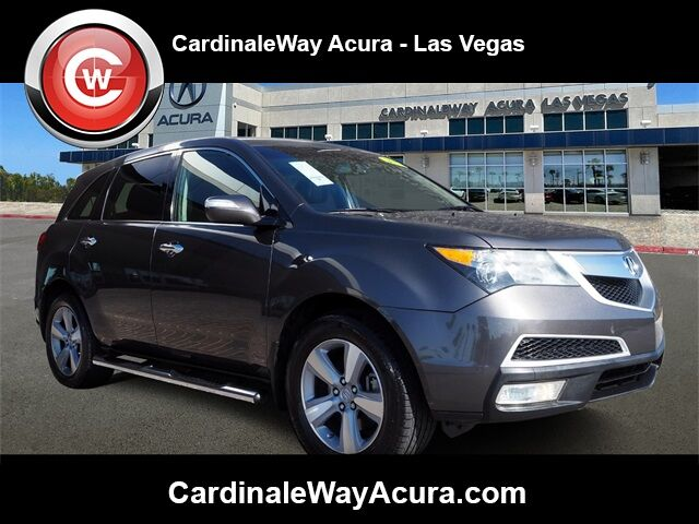 2012 Acura MDX Technology SH-AWD