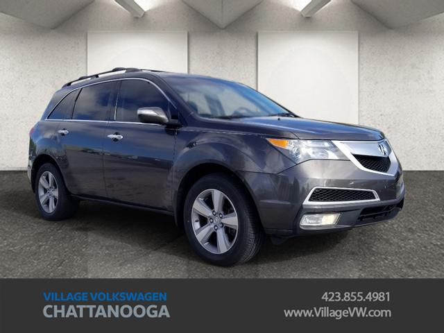2012 Acura MDX Technology w/Technology Package Chattanooga TN