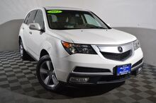 2012_Acura_MDX_Technology_ Seattle WA