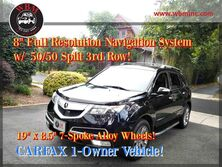 Acura MDX w/ Advance Package 2012